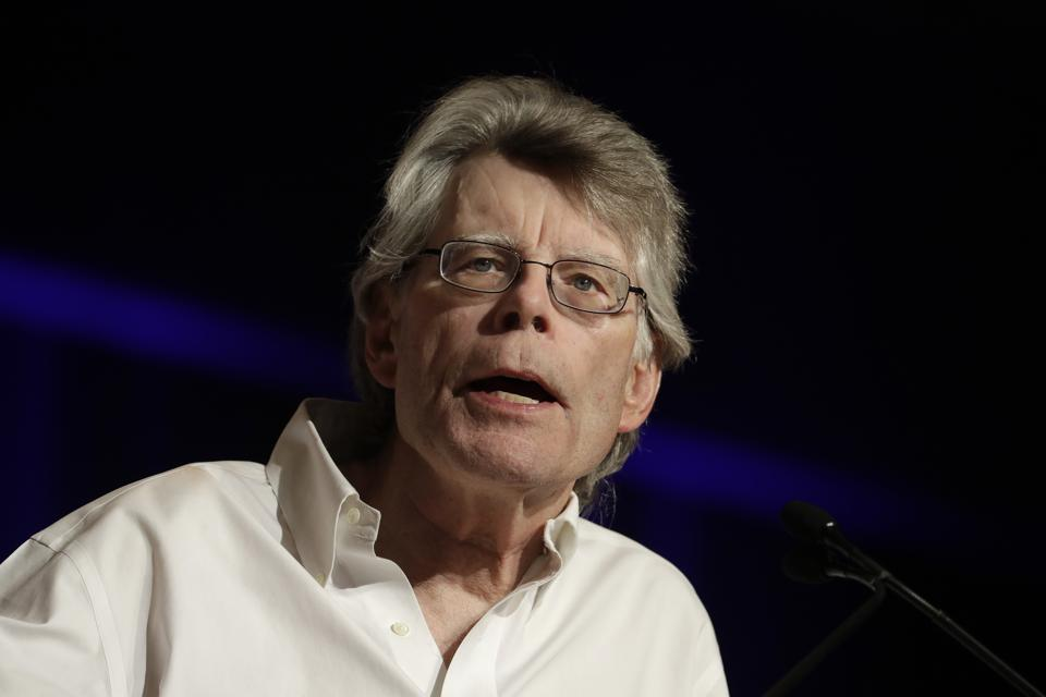 Five Terrifyingly Accurate Personal Brand Lessons From Stephen King