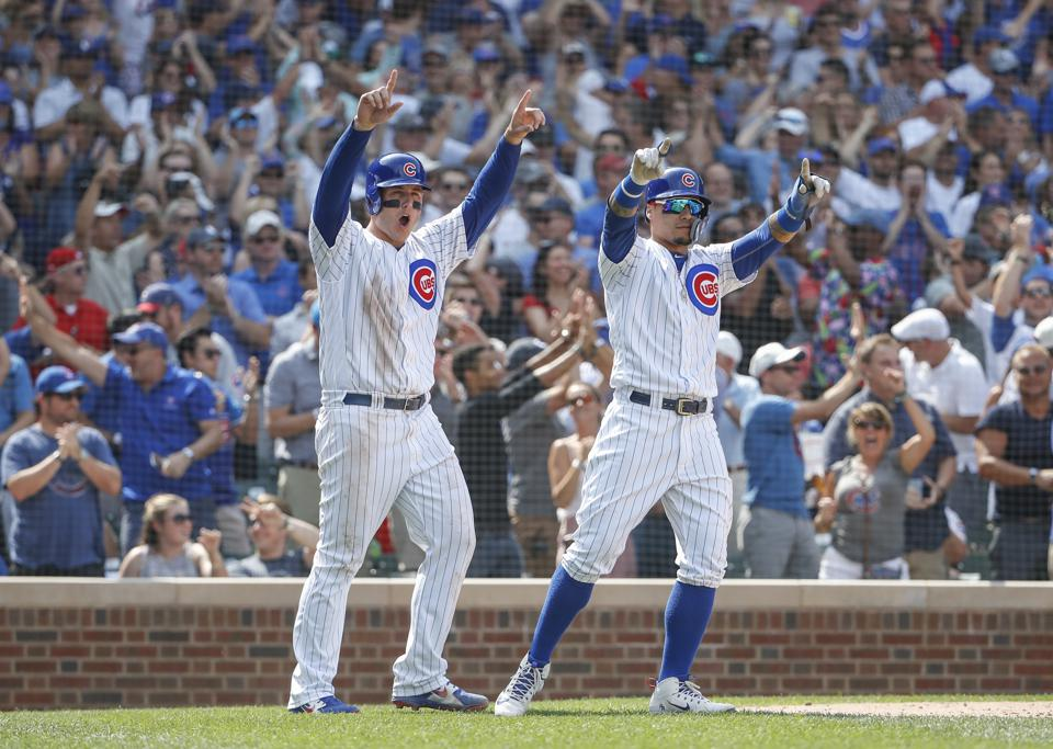 Cubs Roster Is A Blend Of New And Old That Will Send Team On Another Postseason Ride