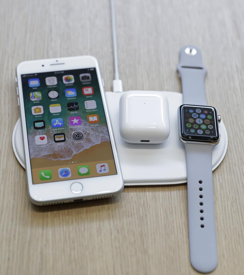 SZYSGSD For iPhone and apple watch Wireless Charging Dock