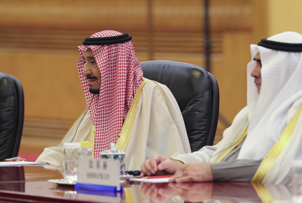 Discussion Of Saudi Arabia's Oil Reserves Provokes Some Emotional Responses