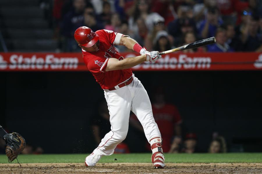 Take The Time To Appreciate Mike Trout, Whether Or Not The Angels Are Winning
