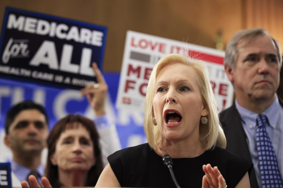 Talk Of Medicare For All Unnerving Investors
