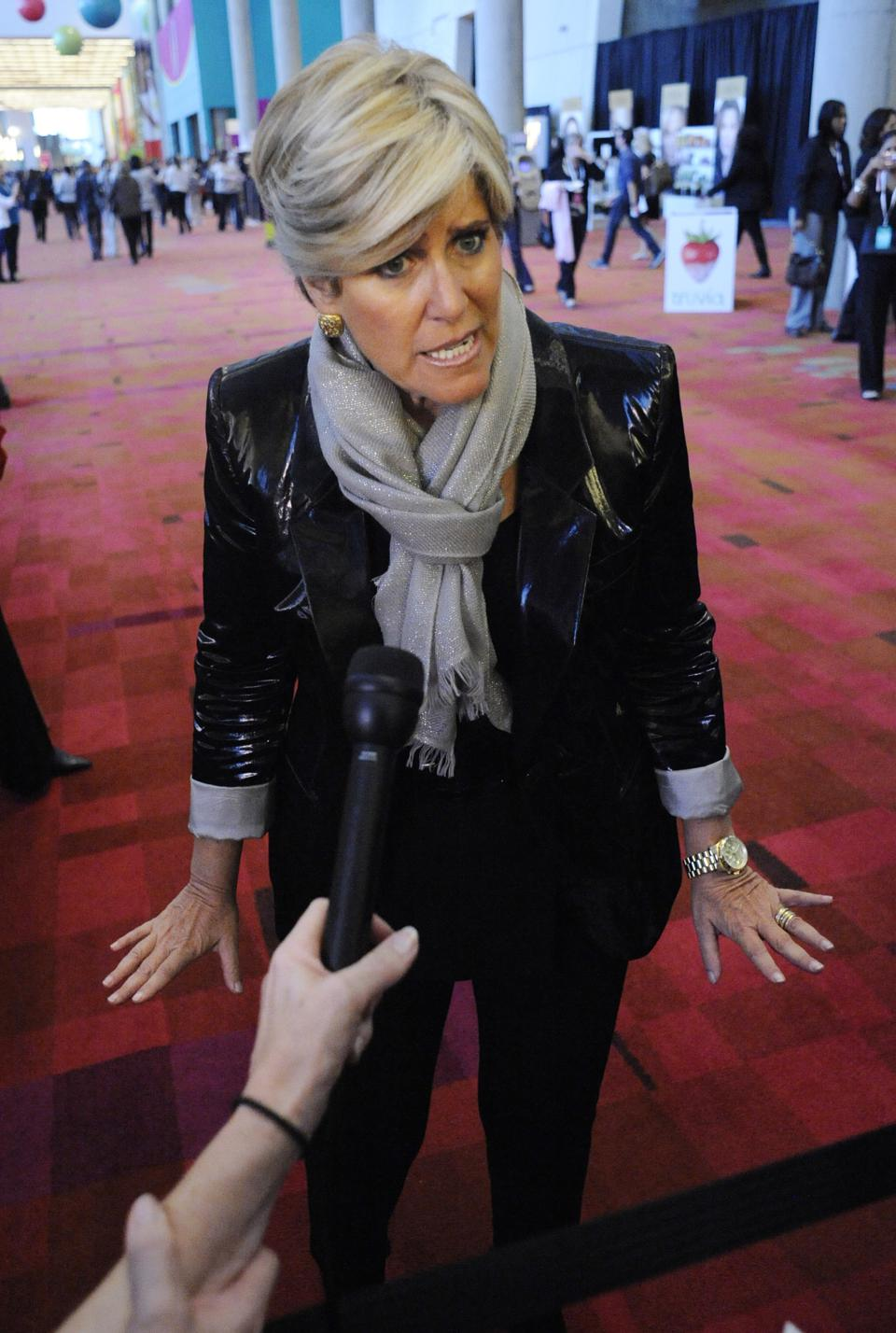 No, You Don't Have To Work Until 70; Why Suze Orman Is Wrong About Early Retirement