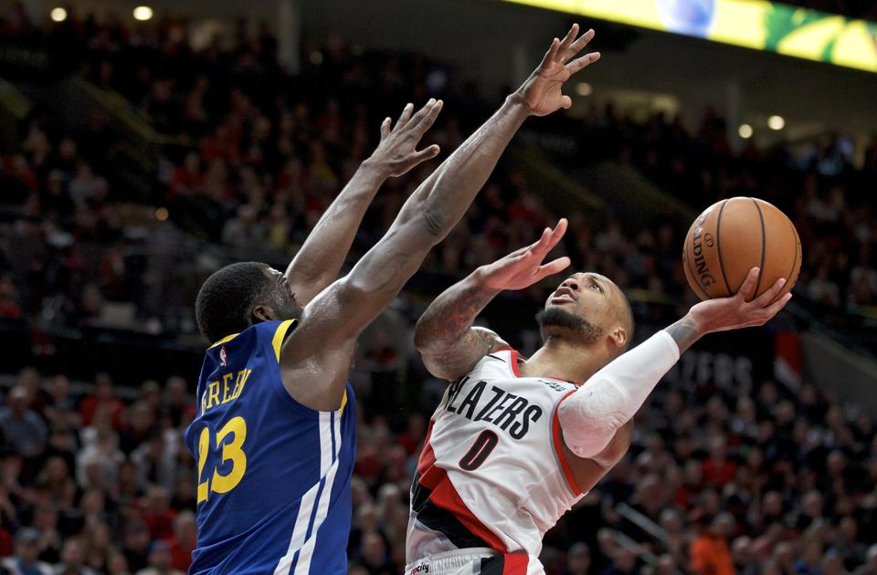 Golden State's Focus On Damian Lillard Continues To Pay Off