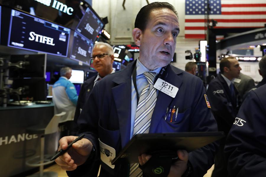 Stocks Face A Dead Cat Bounce;