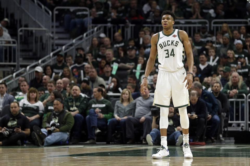 Giannis Antetokounmpo's Reign Of Terror Officially Begins With Playoffs