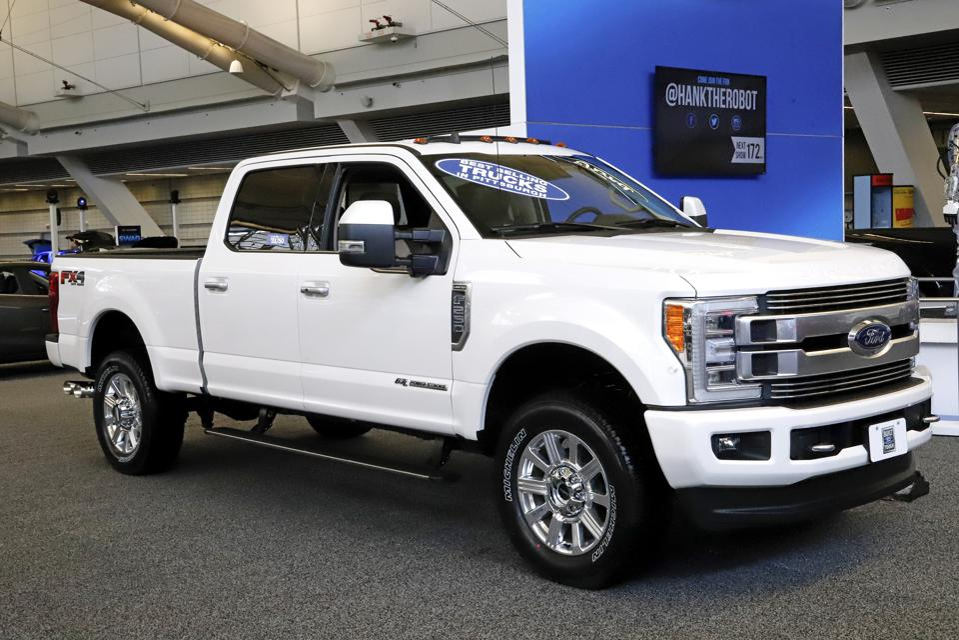 Safer Pickups? Ford F150 And Nissan Titan Join Ram 1500 For Top Rating In Side Overlap Crash Test