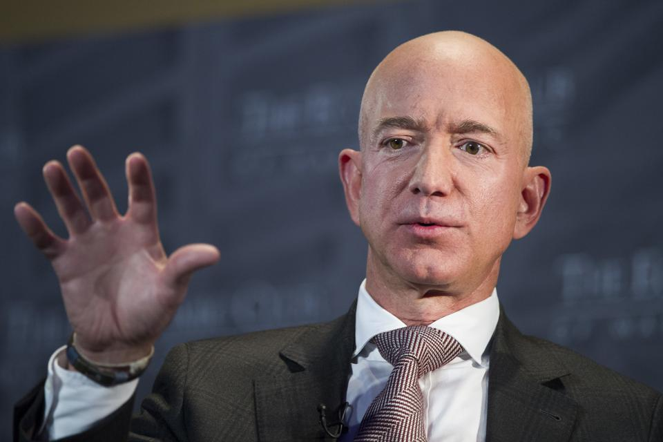 Bezos Is Right To Worry About Amazon's Future