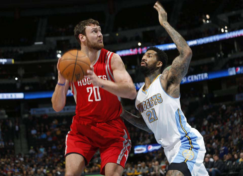 Spurs Signing Donatas Motiejunas Protects Big Man Depth For Rest Of Season