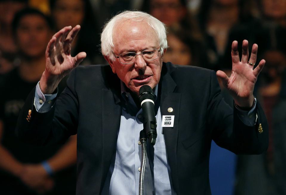 Sanders Panders: Four Flaws In Bernie Sanders' Higher Education Plan