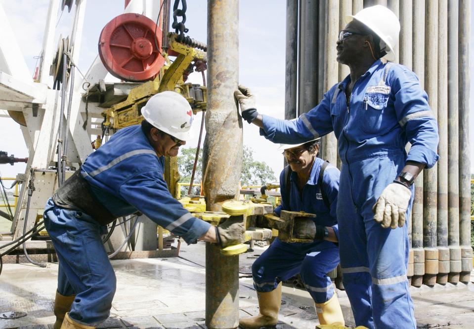 U.S. Will Import Less Latin American Oil No Matter What Happens To Venezuela