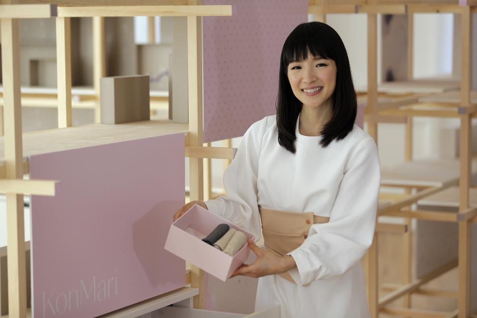 What All Business Leaders Can Learn From Marie Kondo