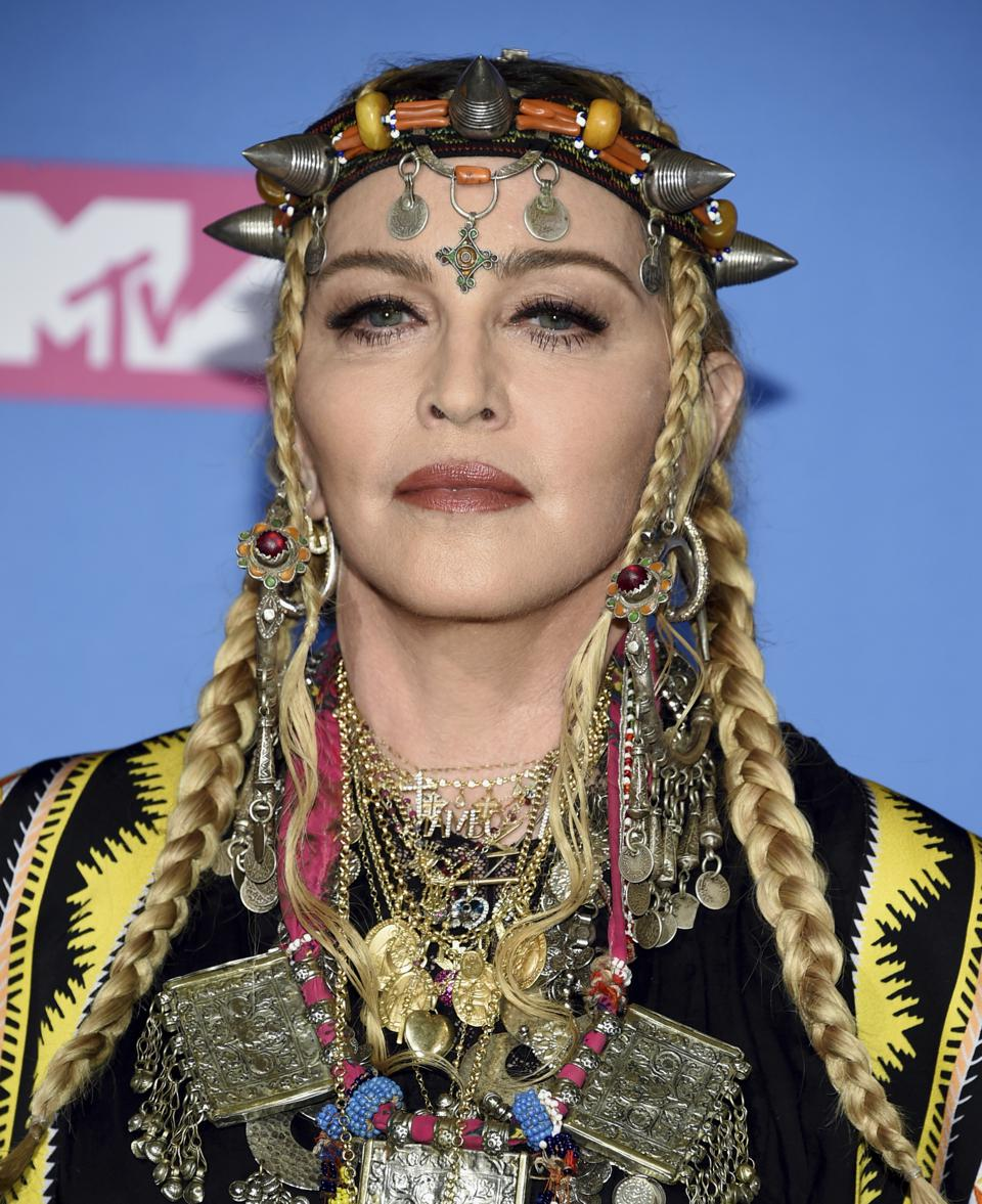 The Courage To Be Madonna: Five Leadership Lessons