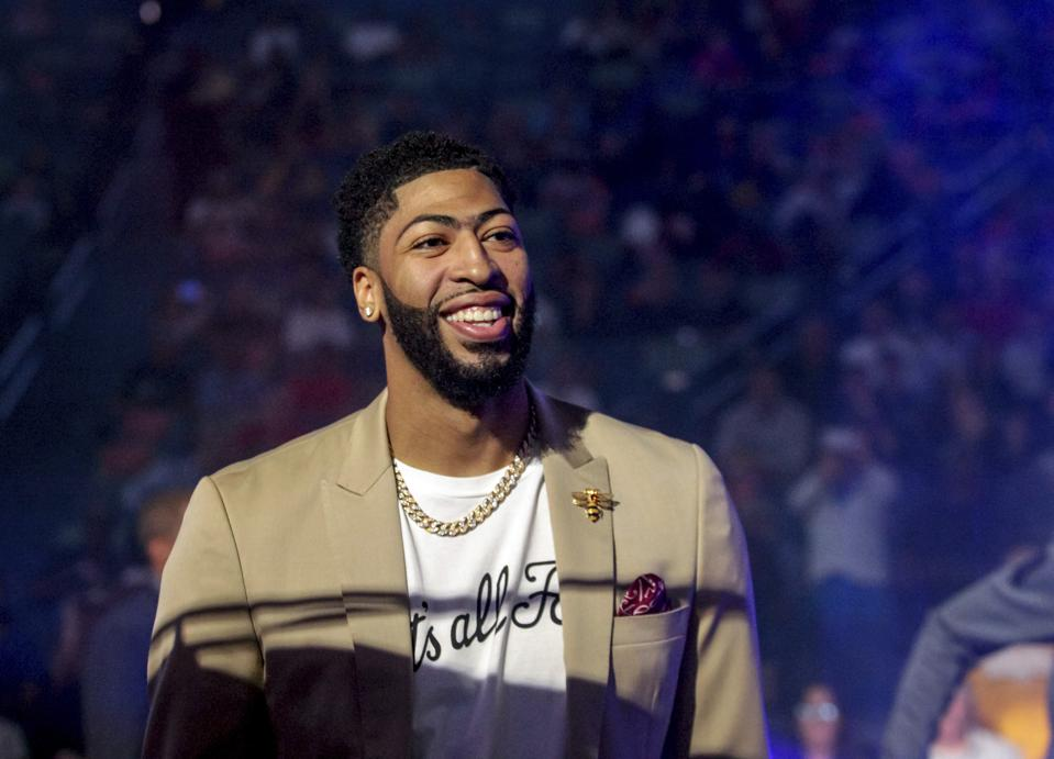 Anthony Davis To The Lakers Is The Latest In A Series of Brutal Blows For The Knicks