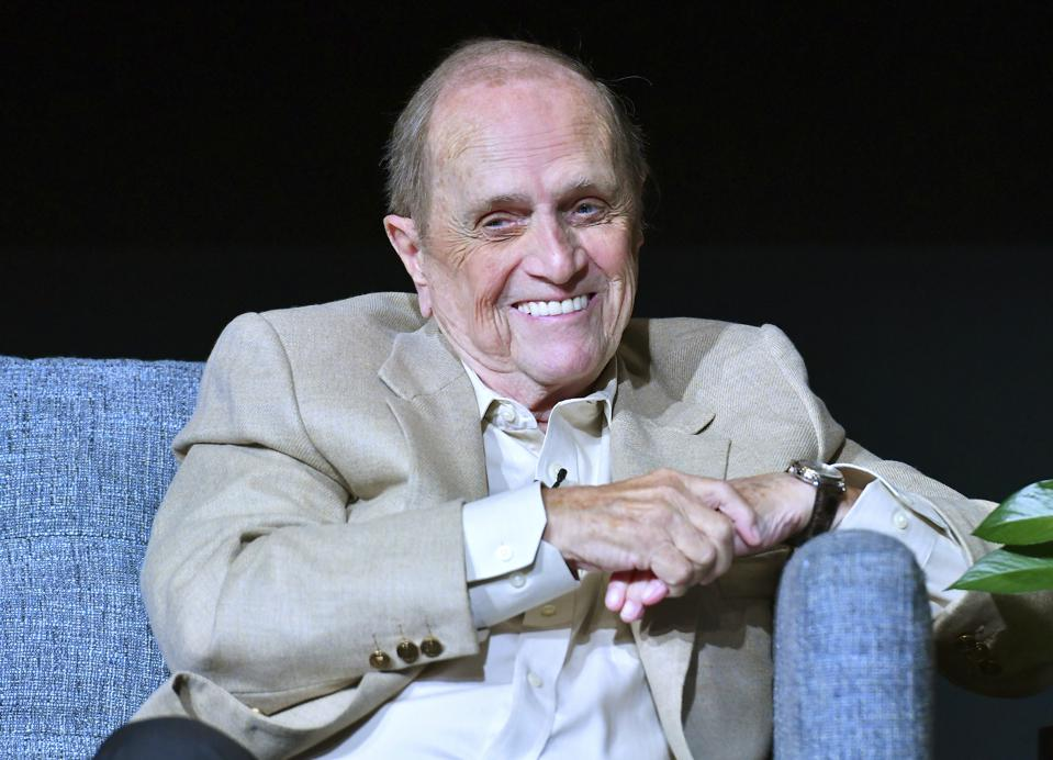 Life Lessons From Bob Newhart: Still Growing Strong At 90