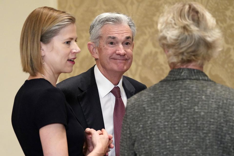 Fed Chair Jerome Powell May Be Suffering From Irrational Exuberance
