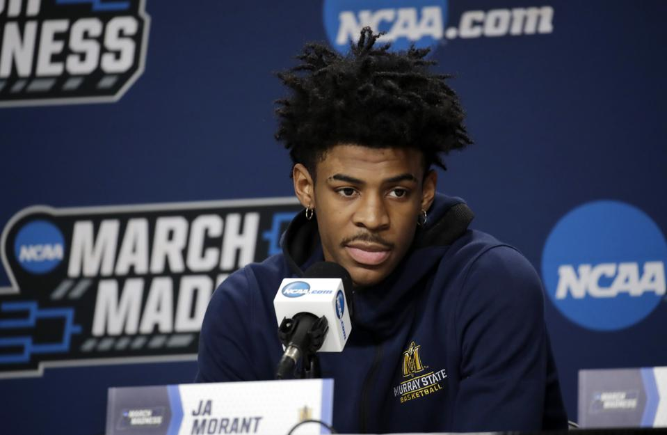 Ja Morant On An NBA Announcement: 'That Time Will Come'