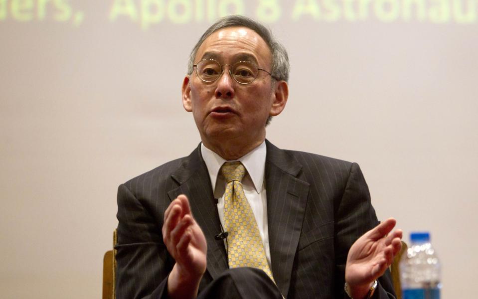 The World Economy Is A Pyramid Scheme, Steven Chu Says