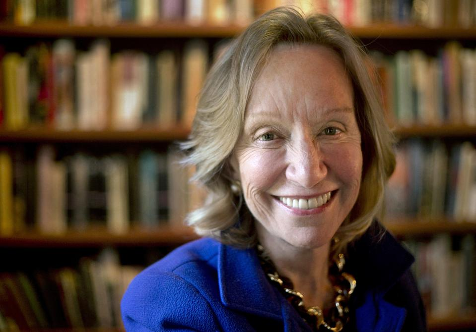 Doris Kearns Goodwin: Empathy Makes For Great Leadership