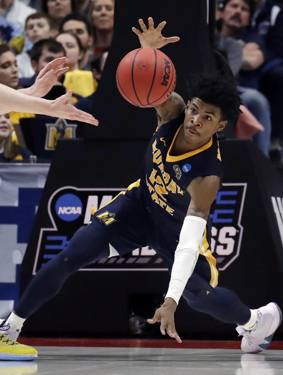 Ja Morant at No. 1? One Former NBA Executive Is A Believer