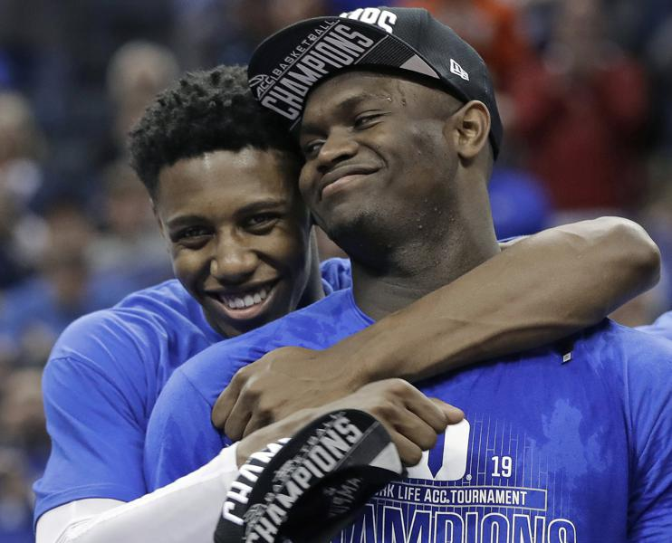 Zion Williamson Meets With Pelicans and Grizzlies, R.J. Barrett Huddles With Grizzlies, Knicks