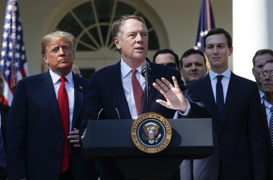 President Trump's Trade Rubbish