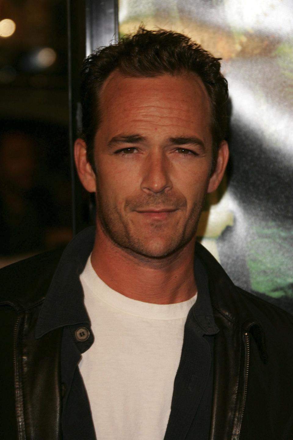 Luke Perry Protected His Family With Estate Planning