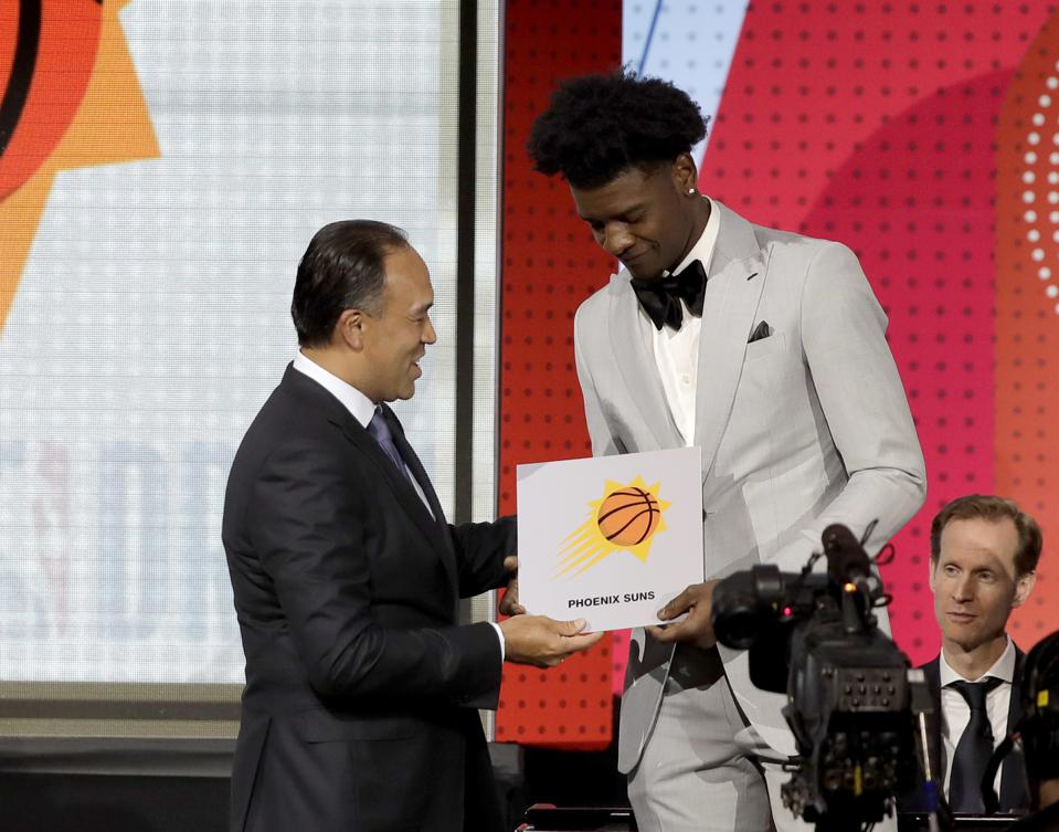 nba draft lottery 2018 results draft order odds