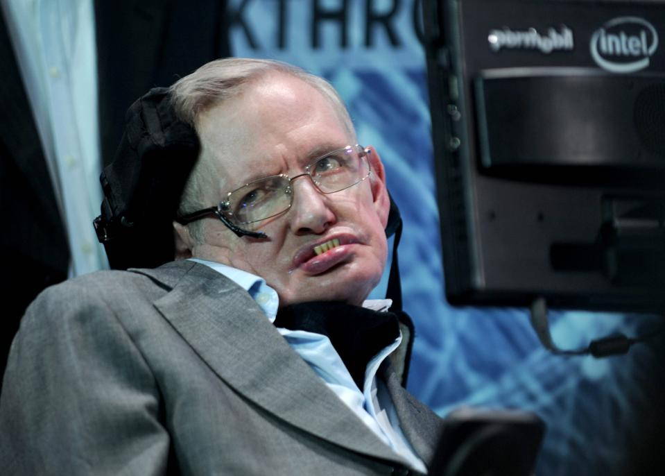 Stephen Hawking Believed Time Travel Was More Likely Than The Existence Of God