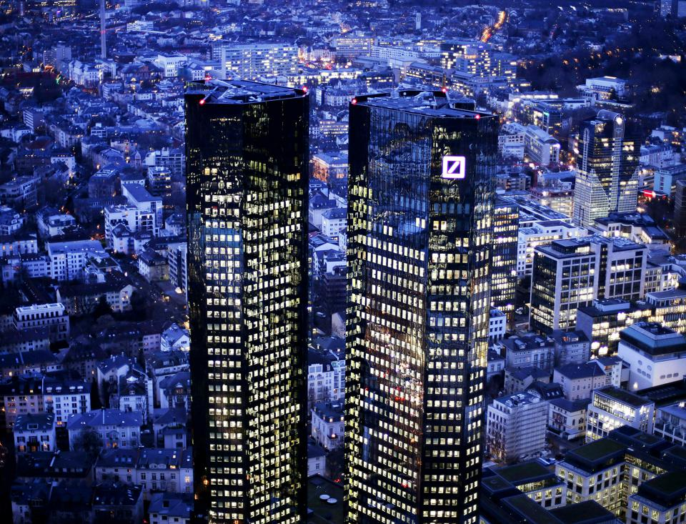 Deutsche Bank's Dreams Of Global Domination Are Shattered -- 18,000 People Will Be Laid Off