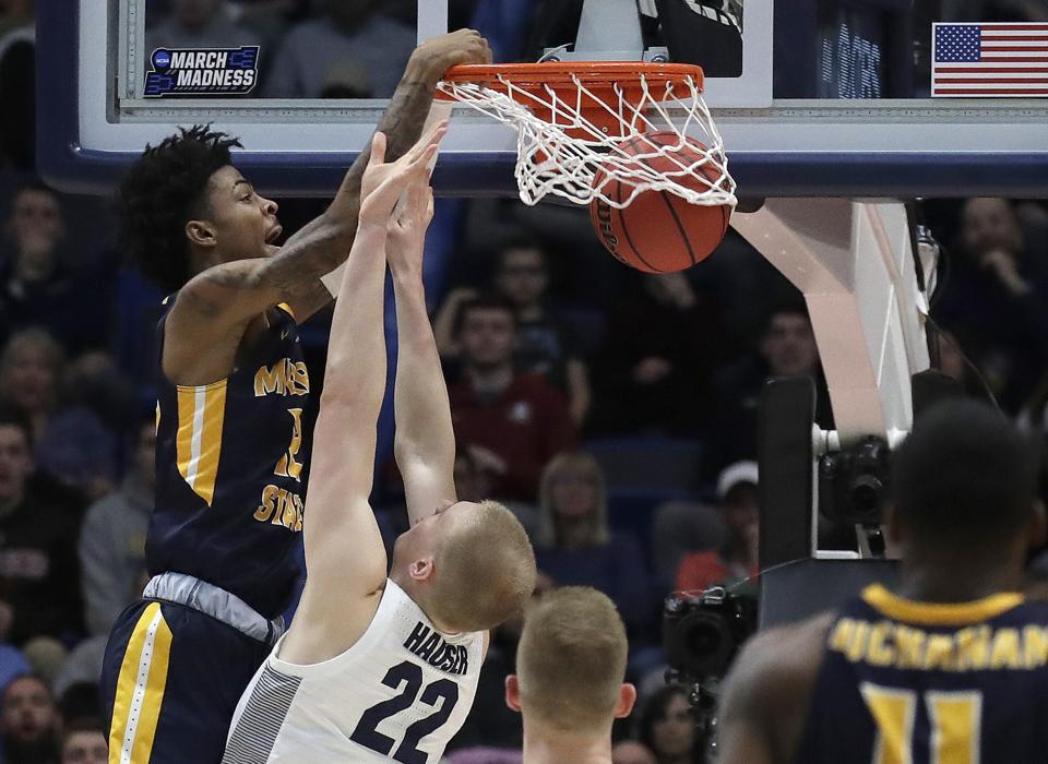 NCAA Tournament First-Round 2019: Friday's Best Games