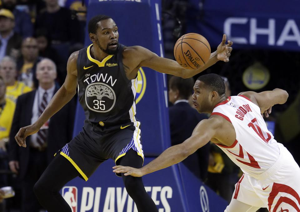 Kevin Durant Is '100 Percent Undecided' On Where He's Playing Next, His Manager Says