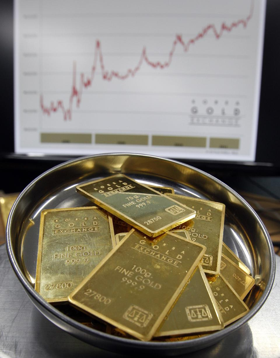 Why Gold Price Is Likely To Touch $1,550