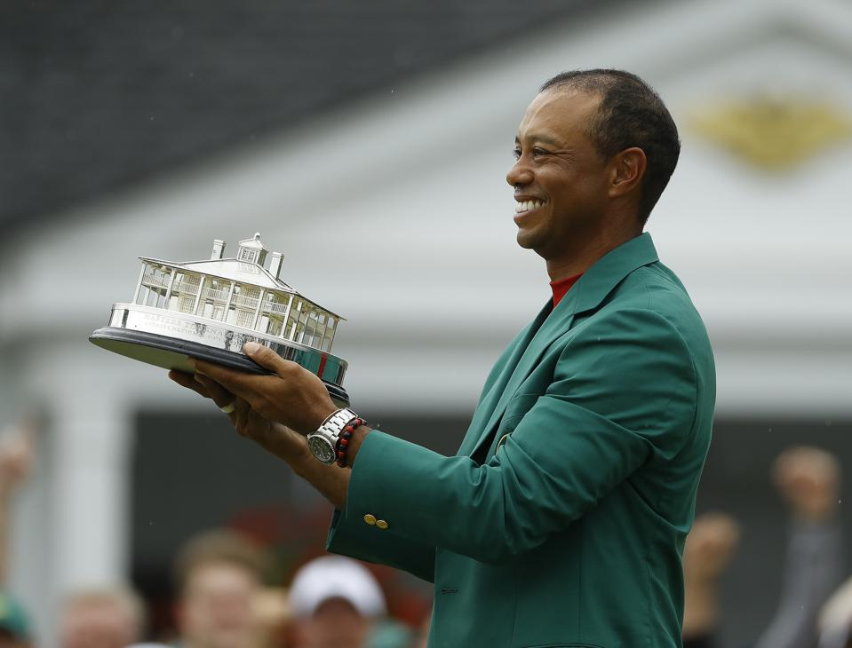 What Tiger Woods Can Teach Us