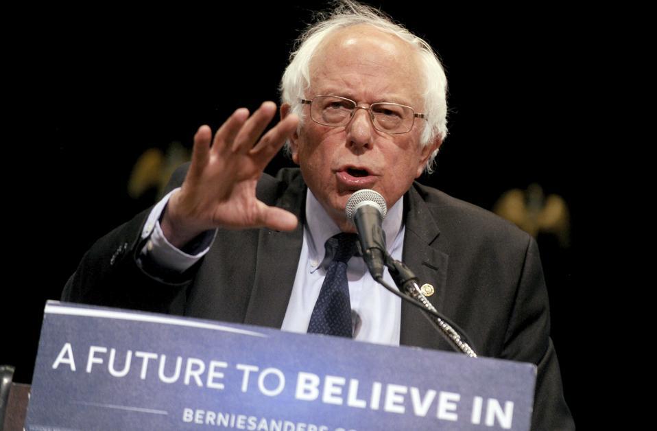 To Win, Bernie Sanders Needs To Do More For Teachers