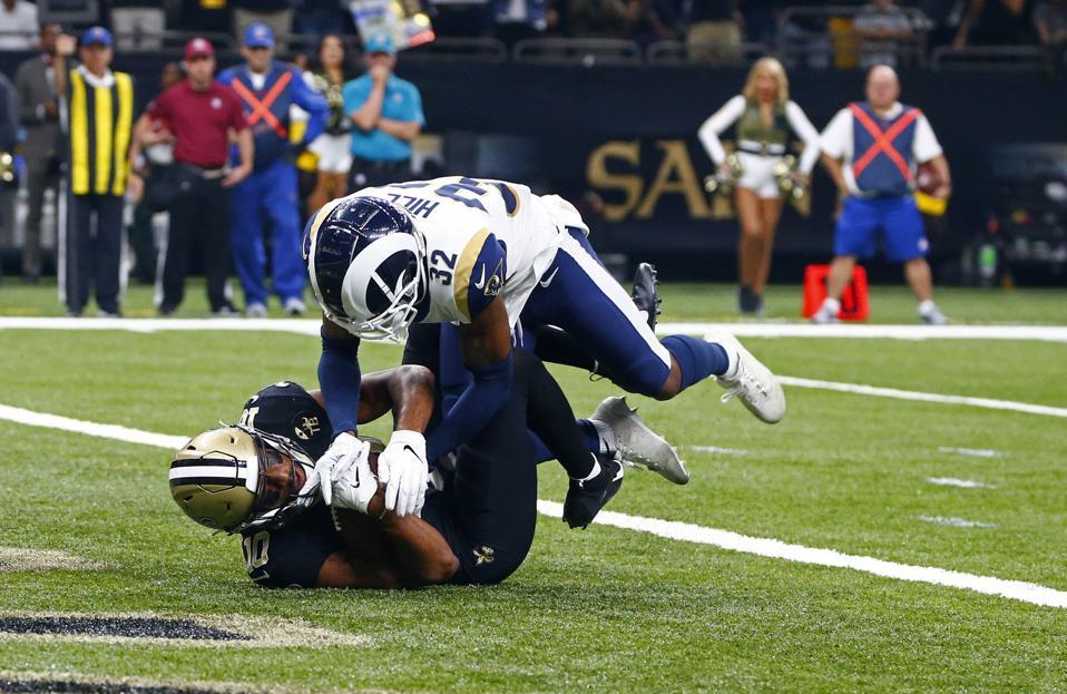 LA Rams Extend A Cornerback, But It's Troy Hill, Not Marcus Peters Or Aqib Talib
