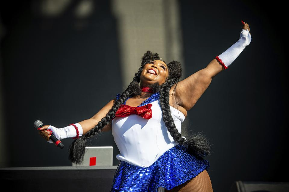 Lizzo Reaches Her Final Form With 'Cuz I Love You' Album