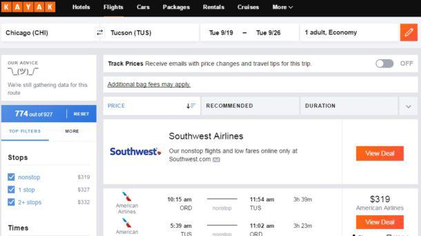 best online tools for searching flights