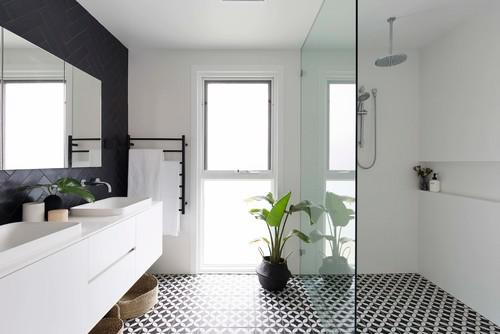 New Houzz Study Shows What S Trending In Master Bathroom