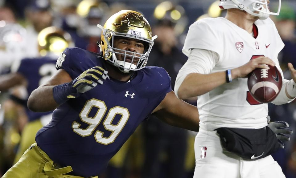 Grading 2019 Non Conference Football Schedules Stanford S