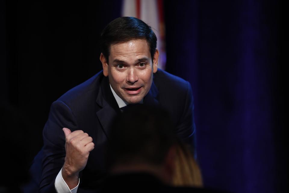 Senator Rubio Says MSCI Indexes Are Weak On China