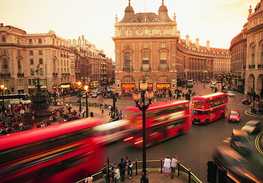 13 United Kingdom World's Happiest Countries