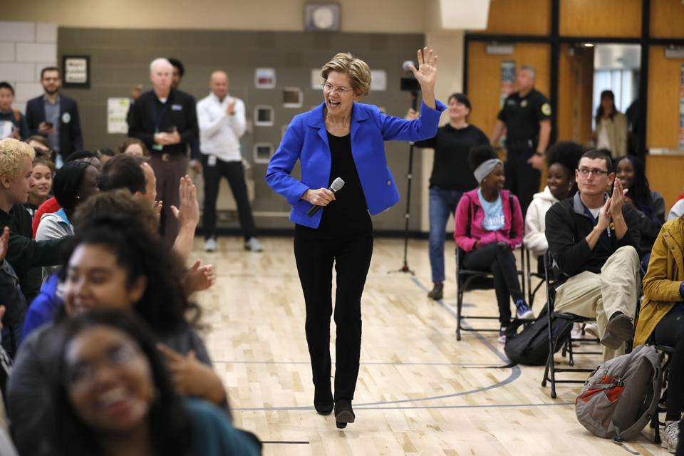 Image result for senator warren dc office