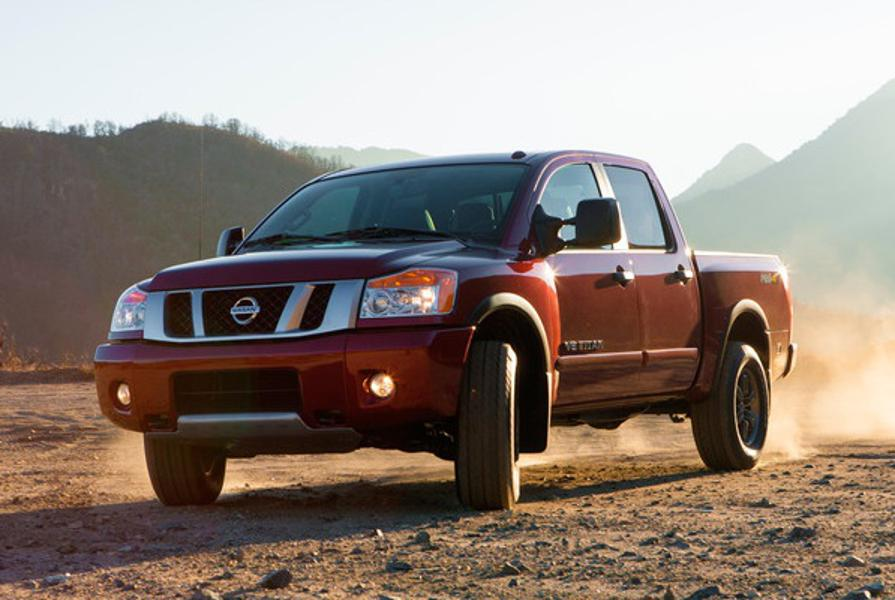 nissan titan in photos 15 new cars to avoid forbes. Black Bedroom Furniture Sets. Home Design Ideas