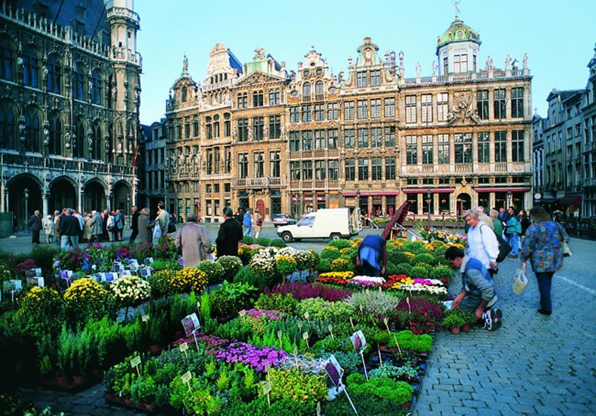 17 Belgium World's Happiest Countries