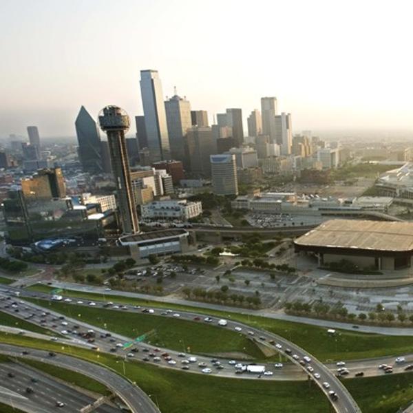 No. 3 Dallas, Texas