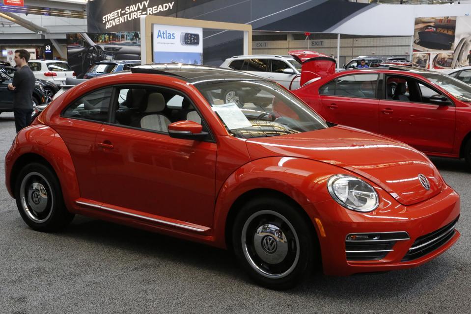 Volkswagen Automobiles