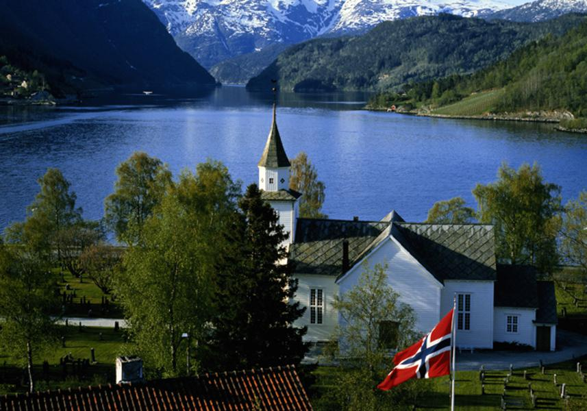 01 Norway world's Happiest Countries
