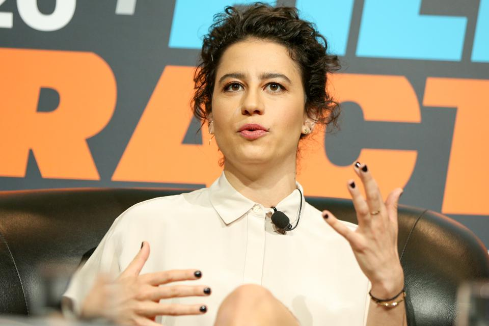 2016 SXSW - Marie Claire Talks to the Stars of Broad City
