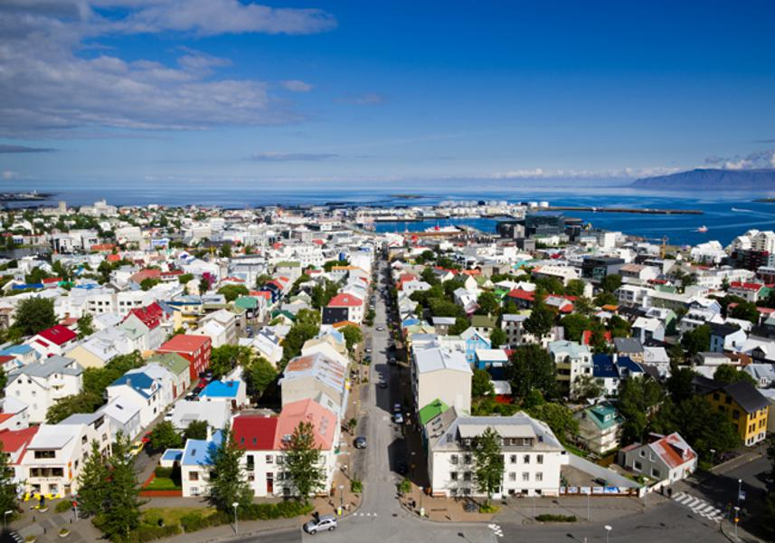 12 Iceland World's Happiest Countries